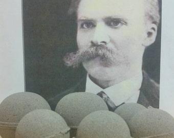 The Man Bomb ~ Bath Bomb, Epsom Salt, Olive Oil, Gift for Men, Dad, Boyfriend, Gift, Fathers Day