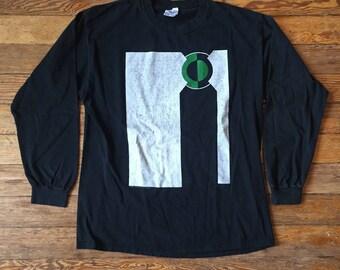 1998 DC Comics Green Lantern L/S Shirt