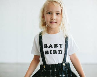 Baby Bird, children's tee, by The Bee & The Fox