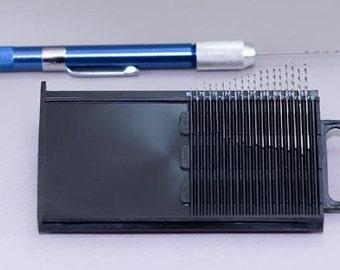 classic Pit Bull Mini Drill Bit Set Tools Precision Tool Model Car, 21-Piece