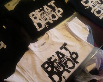 Let the Beat Drop YOUTH Tee