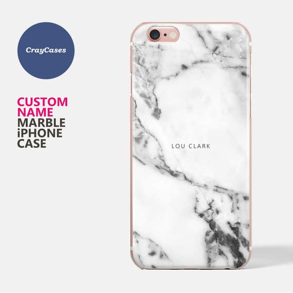 Personalized iphone 7 plus case personalised marble iphone 7