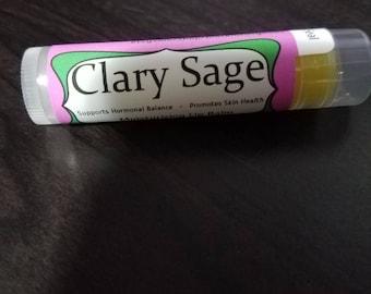 Clary Sage Lip Balm