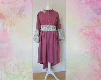 Bohemian long dress L