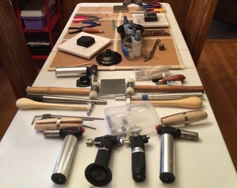 Silversmithing Tools Video Part 2