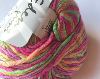 Bamboo Variegated Sportweight Yarn -- Eden Print by Madil