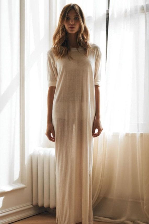 T-Shirt Wedding Dress