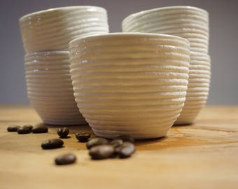 Rope x Porcelain coffee cup