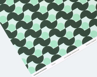 Wobble Wrapping Paper