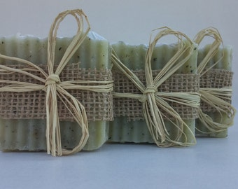 Sweet Patchouli and Orange Soap