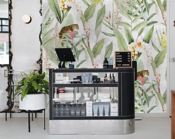 Tropic Chic Wallpaper