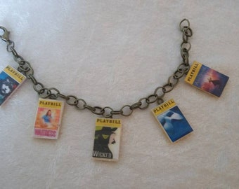 Book Charms - You Choose the Title - Mini Book Charms - Miniatures - Mini Books - Book Charms - Charm Bracelet - Zipper Pulls - Mini Books