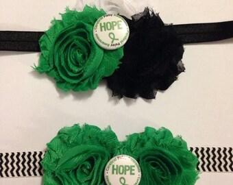 Cerebral Palsy Awareness Girls Headband