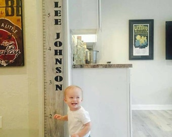 RUSTIC GROWTH CHART