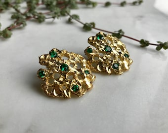 Gold Coral (gold-plated silver)