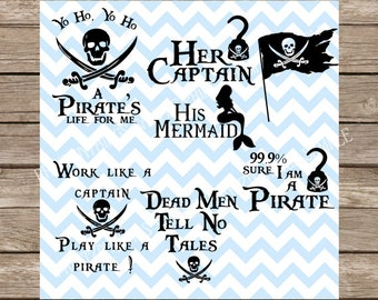Pirates of the Caribbean svg, Pirate Svg, Pirates, svg bundle, svg pack, nautical svg, svg, svg files, svg designs, svg files for cricut