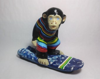 Baja Surf Monkey