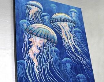 Jellyfish Wall Panel