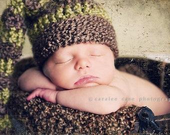 Elf Hat Photo Prop