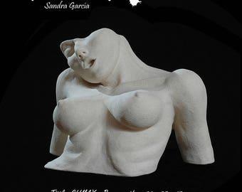 "Erotic sculpture ""CLIMAX"""