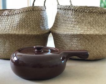 Russel Wright by Steubenville 'American Modern' bean pot