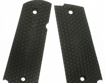 DURAGRIPS - Llama Mini Max Tactical Grips - WASP NEST - Black