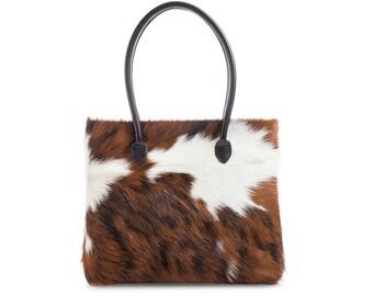 Cowhide Bags | Cowhide Handbags | Cow hide Bags | Handcrafted in England