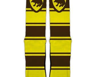 Harry Potter Hufflepuff SectorApparel socks