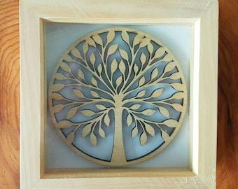 Tree of life box art