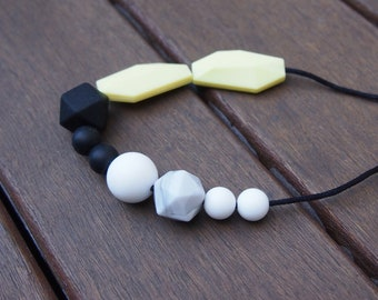 Banana Boat Silicone Bead Necklace