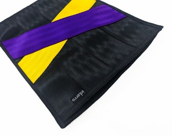 """Ipad Sleeve // Vegan Ipad Sleeve, Ipad Case, Eco-Friendly Seatbelt Sleeve, Ipad Mini Sleeve, Ipad Pro Sleeve, 9.7"""", 12.9"""" & 10.5"""" Ipad"""