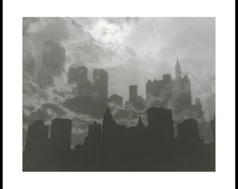 City of Ambitions (2003)-silver gelatin print