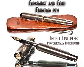 Handmade fountain pen M3 composite metal executive pen very high end custom pen writing instrument