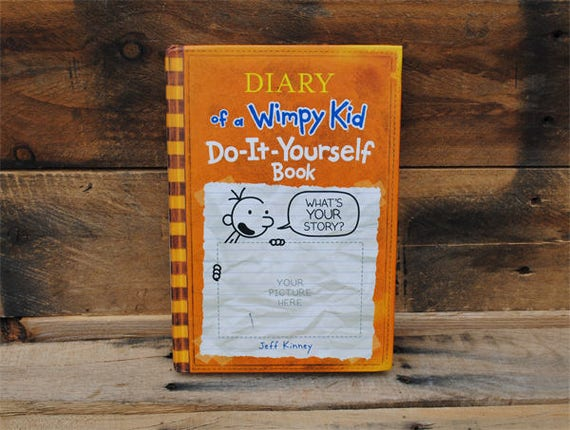 Hollow book safe the wimpy kid do it yourself orange solutioingenieria Choice Image