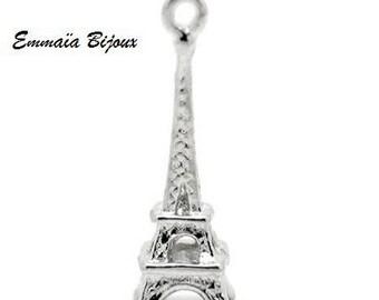 Pendant / charm 23mm Eiffel Tower
