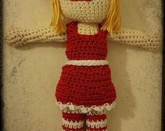Crochet Naughty Elfie