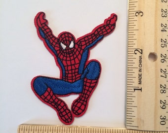 One Spiderman Patch