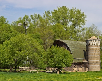 Pasture Barn