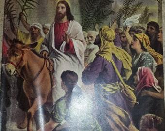 1937 - Stories of Jesus - Metropolitan Church Association