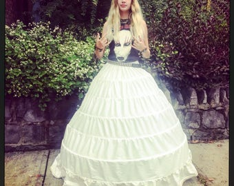Gone With the Wind Early Hoop Skirt