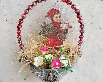 Viintage ornament