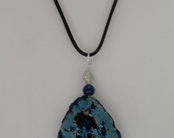 Druzy Geode Necklace