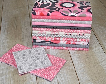 Precut Quilt Kit, Premium fabric, Top only, Instructions for quilt top included