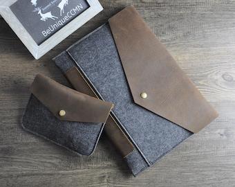 "Triangle flap felt macbook sleeve case for new macbook 12 "" / macbook air 11 "" 13 ""/New macbook pro retina cover bag felt laptop case sleeve"