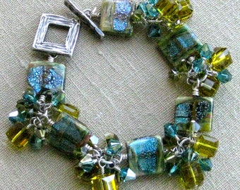 Barking Up the Wrong Tree Cluster Station Bracelet - B162
