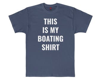 This Is My Boating Shirt