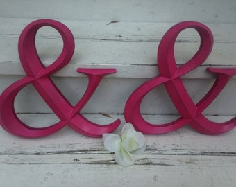 Wall Decor, Ampersand, Symbol
