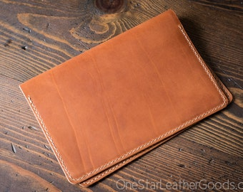 DISCOUNT - Rhodia Webnotebook A5 Notebook cover - chestnut harness leather