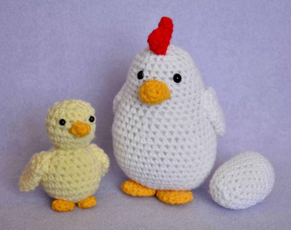 Unique Chicken Crochet Pattern Pictures Sewing Pattern Dress Ideas