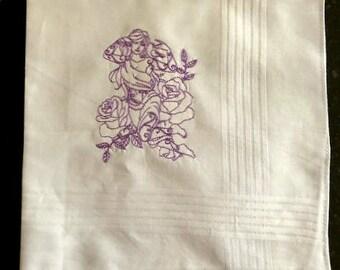 Aphrodite Handkerchief
